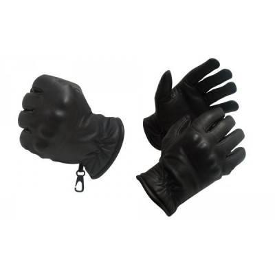 Gants d'intervention en cuir PATROL...