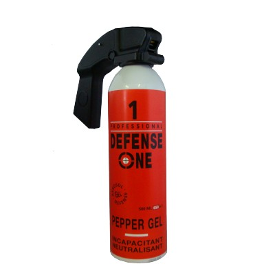 Lacrymo GK Pro gel poivre Defense One 500 ml