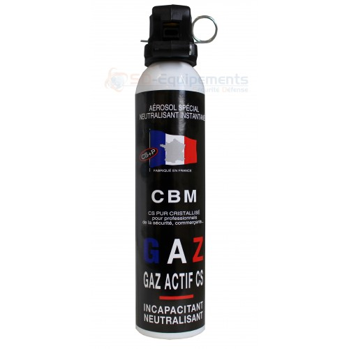 Bombe Gaz Lacrymo Super CBM 300 ml