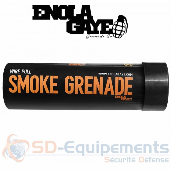 Grenade Fumigène Orange Enola Gaye WP40