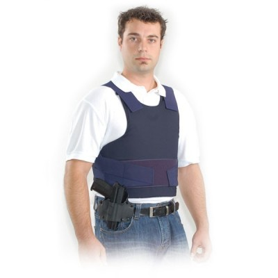 Gilet pare balles port discret One Plus