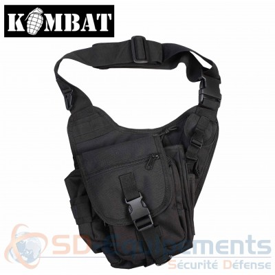 Sacoche tactique bandouliere Kombat Tactical...