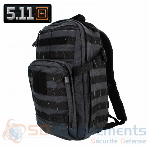 Sac d'intervention 5.11 Rush 12 gris Anthracite