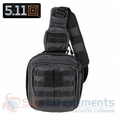 Sacoche 5.11 Rush Moab 6 Gris Anthracite