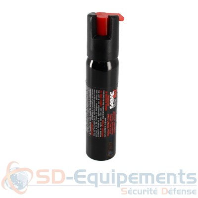 Spray gel piment rouge SABRE RED, M-35-GEL