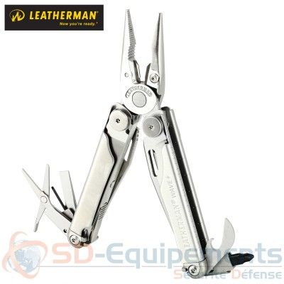 Outil multifonctions LEATHERMAN WAVE +