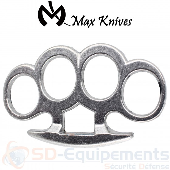 Poing Pierre Supper Max Knives Aluminium